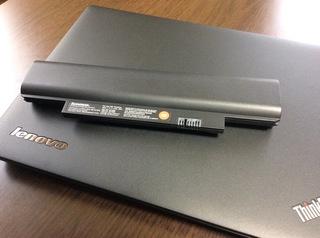 【Lenovo ThinkPad】2010年〜2012年頃出荷されたThinkPadをお持ちの方へお知らせ、バッテリー自主回収が実施されています。