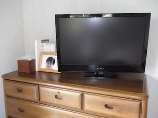 米国製TV / DX-26E150J11 を買った