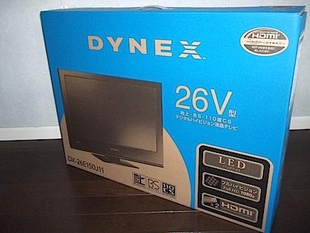 DYNEX DX-26E150J11