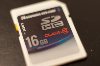 写真チャンネルでSDカードと格闘 その2