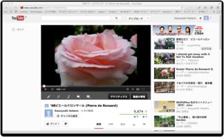 「YouTube」動画のブログ貼り付けとその方法